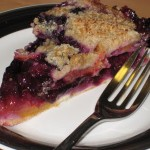 TFF – Peach-Blueberry Pie
