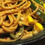 Coco-Peanut Butter Noodle Salad