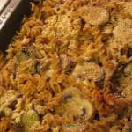 Cook the Books: French Lessons – Macaronis et Fromage Avec Des Champignons (Macaroni and Cheese with Mushrooms)