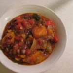12 Weeks of Winter Squash – Buttercup Chili