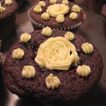 Irish Car Bomb Cupcakes – Chocolate Whiskey and Guinness Cupcakes (with a Bailey's Buttercream Frosting)