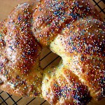 Adventures with Yeast – Italian Easter Bread