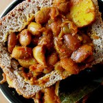 Bunny Chow a.k.a South African Curry in a Bread Bowl