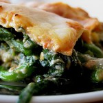 Vegetarian Lasagna with Broccoli Rabe