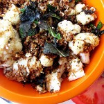 Bittman's Sauteed Cauliflower with Feta and Mint