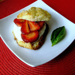 Strawberry Shortcakes with Balsamic and Black Pepper Syrup – Have the Cake