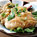 Murgh Korma or Chicken Cooked in a Yogurt-Almond Sauce – Cook The Books