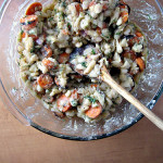 Carrot, Dill, and White Bean Salad