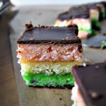 Italian Rainbow Cookies (Seven-Layer Cookies)