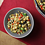 Moroccan Chickpea Barley Salad…Eat.Live.Be. for a Better 2011!