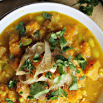 Kerala-Style Edamame Curry…Eat.Live.Be. for a Better 2011!