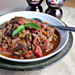 Eggplant and Lentil Stew with Pomegranate Molasses – Eat.Live.Be. for a Better 2011!