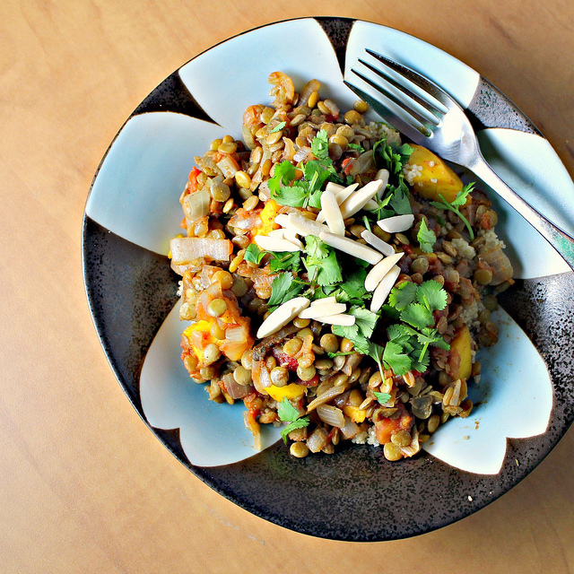 Lentil Mango Picadillo Joanne Eats Well With Others