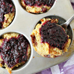 Blackberry Lime Bread Pudding made with Julia Child's Pain Brioche