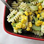 Alice Waters's Summer Squash and Corn Pasta