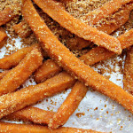 "Sweet Potato Pie Fries – My Alexia Foods ""Reinvent a Classic"" Final Submission!"