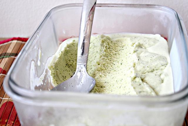 thai basil ice cream