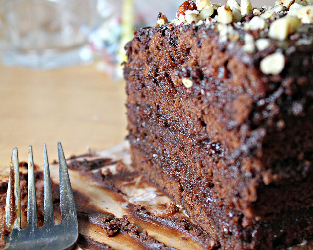 Chocolate Mole Cake Recipe