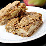 Maida Heatter's Johnny Appleseed Bars…and a Review of Thrive Foods!