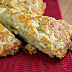 Cheddar Scallion Scones