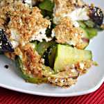 Clotilde Dusolier's Savory Zucchini Crumble with Figs and Ricotta