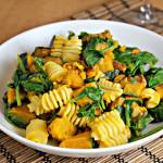 Vegetarian Butternut Squash Carbonara