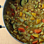 Moroccan-Spiced Root Vegetable Barley Stew…and a Review of Cookiepedia!