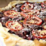 Turkish Eggplant Pie