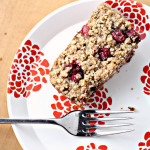 Maple Cranberry Coffee Cake…and a GIVEAWAY!