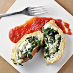 Spinach and Ricotta Roulade…and a GIVEAWAY