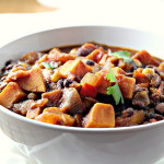 Sweet Potato Black Bean Chili…Eat.Live.Be.