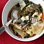 The River Cafe's Winter Minestrone…and a GIVEAWAY!