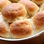 Soft Dinner Rolls with Rosemary and Black Pepper…and MY Top 12 Favorite HEALTHY Recipes of 2011!