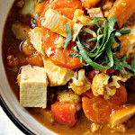 Thai Panang Vegetable Curry…Eat.Live.Be.