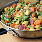 Golden Thai Curry with Green Beans {eat.live.be.}