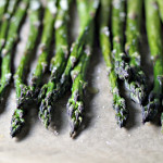Roasted Asparagus and White Bean Soup {the food matters project}