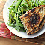 Grilled Goat Cheese Sandwiches with Fig and Honey…and a Dinner Party with McCormick Gourmet!
