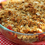 Savory Tomato Crisp {the food matters project}