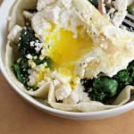 Kale and Caramelized Onion Burrito Bowls