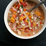 Latin Corn Soup