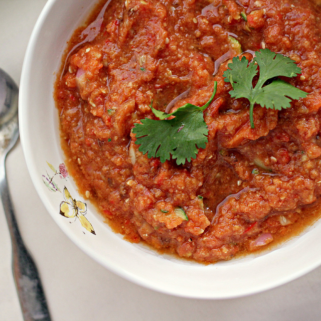 moroccan red gazpacho