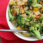 Vegetable Fried Rice {food matters project}