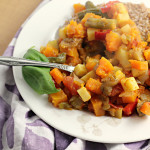 Autumn Ratatouille…and Smorgasburg Comes to Whole Foods!