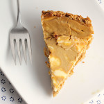 Marbled Pumpkin Ginger Tart