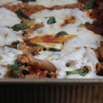 Baked Ziti with Eggplant…and a Review of Now Eat This! Italian