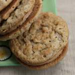 "Peanut Butter Sandwich Cookies (""the nora ephron"")"