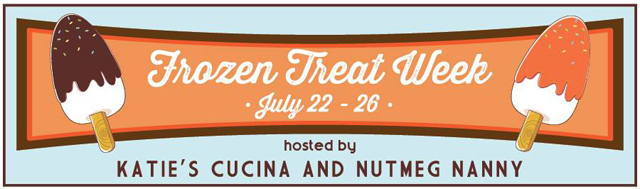 frozen treat week banner