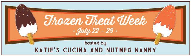 frozen treat week banner