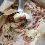 Peanut Butter Cup Ripple Ice Cream {#frozentreatweek GIVEAWAY}
