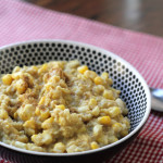 Creamed Corn with Garam Masala